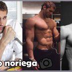 Franco Noriega lo chef in slip!